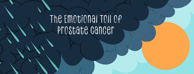 The Emotional Toll of Prostate Cancer image