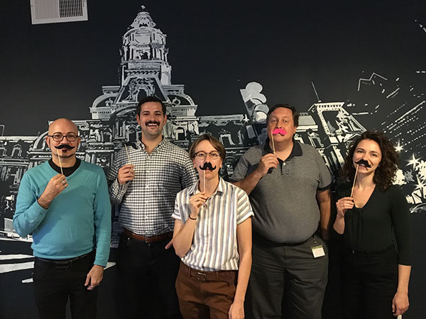 Movember and the ProstateCancer.net Team