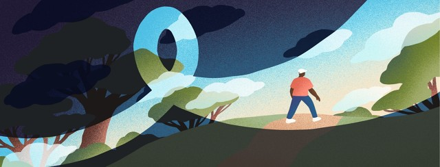 Prostate Cancer: It's A Walk In The Park image